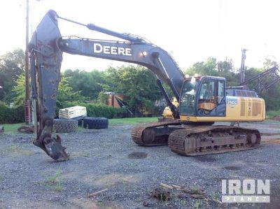 2012 John Deere 350G LC Track Excavator