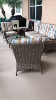 Great Quality like new Patio Furniture