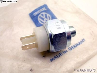 Karmann Ghia Brake Light Switch - 1961 to 1969