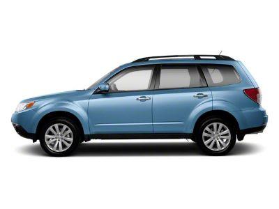 2011 Subaru Forester 2.5X (Blue)
