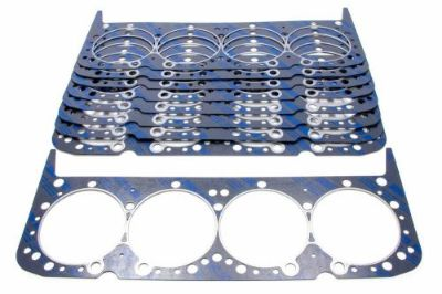 Purchase Fel-Pro 1004B Wire Ring Cylinder Head Gasket Chevy SB Bore 4.190in Pack of 10 motorcycle in Santee, California, United States, for US $347.95