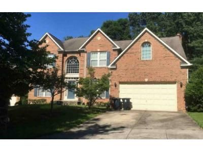 5 Bed 3.5 Bath Foreclosure Property in Glenn Dale, MD 20769 - Wood Pointe Dr