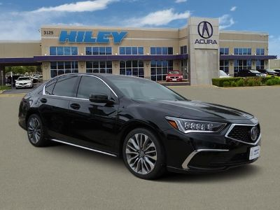 2018 Acura RLX Base w/Tech (pewter gray met)