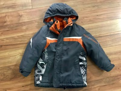 Boys size 7 winter coat