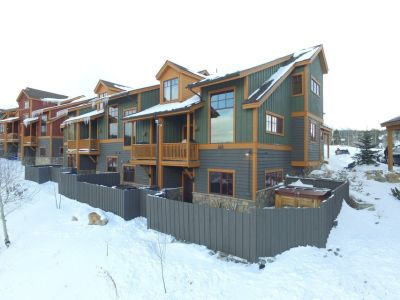 Colorado Mountain Getaway Vacation Rental in Silverthorne, CO 4BR/4.5BA
