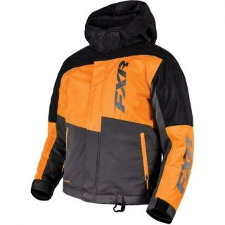 Purchase NEW FXR Youth Squadron Jacket, Orange/Blk,12 ~ 16301.30112 motorcycle in Manitowoc, Wisconsin, United States, for US $139.95