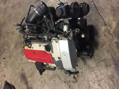 Find 97-2000 Mercedes-Benz SLK230 Engine motor longblock 98K Miles motorcycle in New Port Richey, Florida, United States, for US $850.00