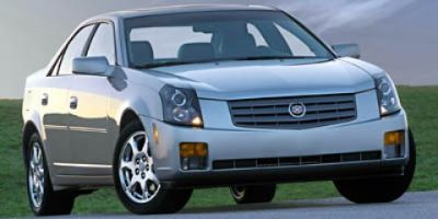 2007 Cadillac CTS Base (White Diamond Tricoat)
