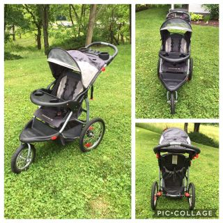 Baby Trend Expedition Jogging Stroller GUC **READ PICK-UP DETAILS BELOW