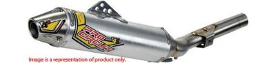Sell Pro Circuit T-4 Slip-On Silencer for Kawasaki KLX650 1993-1999 motorcycle in Hinckley, Ohio, United States, for US $354.41