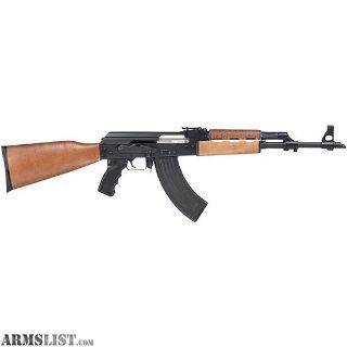 """For Sale: CENTURY ARMS ZASTAVA NPAP 16.25"""" 7.62X39 30RD WOOD"""