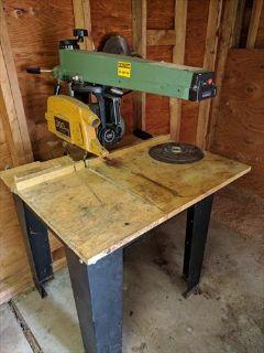 DeWalt Contractor's 7790 Type 7 Radial Saw