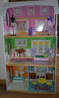 Doll house for Barbie dolls