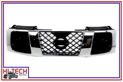 Sell NEW 04 05 06 07 NISSAN TITAN / ARMADA GRILLE CHROME 623107S200 NI1200210 motorcycle in Buda, Texas, US, for US $75.00