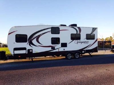 2015 Forest River Vengeance Touring Edition 27BH14