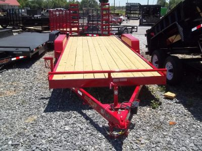 2018 equipment trailer 20 ft 10k equipment trailer