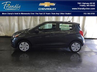 2018 Chevrolet Spark LS CVT (Nightfall Gray)