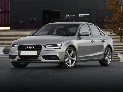 2015 Audi A4 2.0T Premium (White)