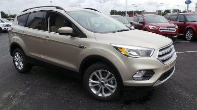 2018 Ford Escape SE FWD (White Gold Metallic)