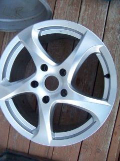 "Sell Wheel Rim 2004 911 Porche 18"" Front P130 PA 8JX18 8"" X 18"" OEM motorcycle in Whitewater, Colorado, United States, for US $249.00"
