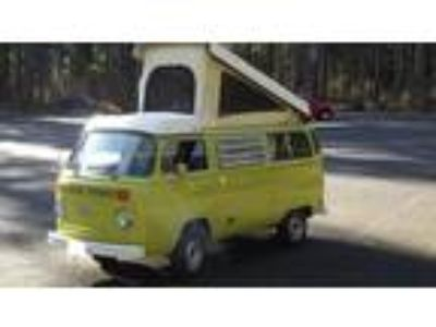 1974 Volkswagen BusVanagon Westfalia