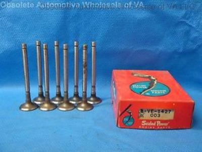 Buy 1958 - 1970 Ford Mercury FE 332 352 390 406 428 Exhaust Valve Set 8 003 oversize motorcycle in Vinton, Virginia, United States, for US $112.00