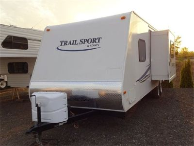 2010 Trail Sport 25 Travel Trailer