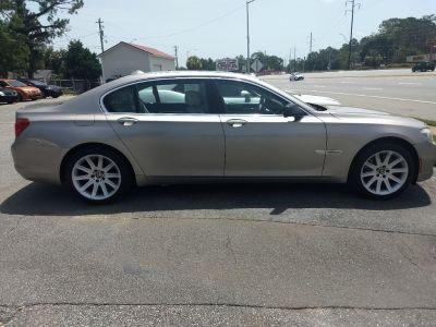 2012 BMW MDX ALPINA B7 LWB (Silver Or Aluminum)