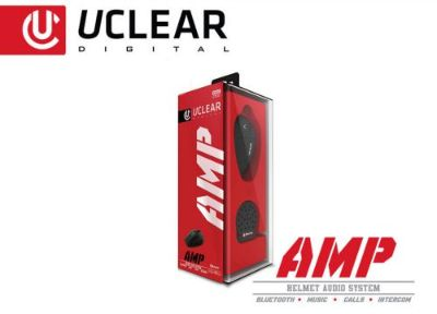 Find UCLEAR Digital AMP Single Motorcycle Street Bluetooth Helmet Audio Syste motorcycle in Manitowoc, Wisconsin, United States, for US $200.00