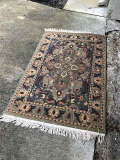 "Area Rug 5 ft. Long 39.5"" W"