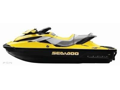2010 Sea-Doo RXT 215 3 Person Watercraft Jesup, GA
