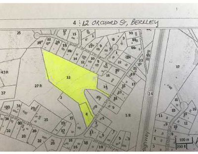 4 & 12 Orchard St Berkley, Two parcels of land being sold as