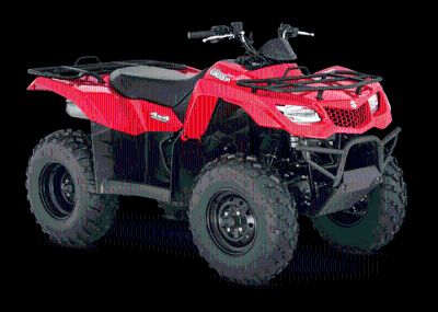 2016 Suzuki KingQuad 400ASi Utility ATVs Johnson City, TN