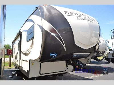 2019 Keystone Rv Sprinter Campfire Edition 29FWBH