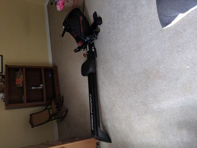 Pro-Form 440R rowing machine new/used
