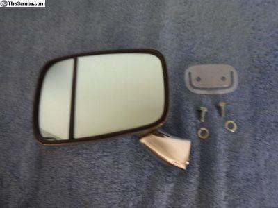 Accessory Hagus Blind Spot Mirror Passat Audi