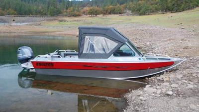 2019 Boulton Powerboats Sport Fisher 20 Aluminum Fish Boats Boats Lakeport, CA