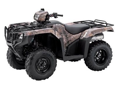 2017 Honda FourTrax Foreman 4x4 ES EPS Utility ATVs Johnson City, TN