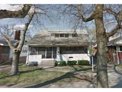 3 Bed 2 Bath Foreclosure Property in Decatur, IL 62522 - W Cottage Hill Ave