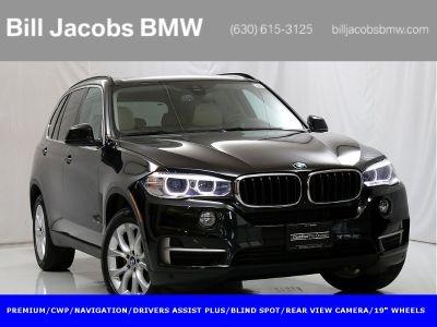 2016 BMW X5 xDrive35i (Black Sapphire Metallic)