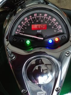 2007 Honda VTX 1300R