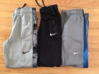 Boys size Medium Nike pants (All for $15) price is firm