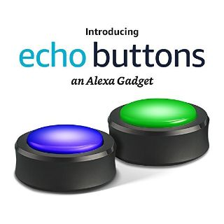 New Amazon Echo Buttons - 2 Pack - Sealed in Package