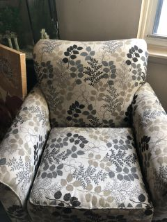 Couch/loveseat/Chair/oversized ottoman