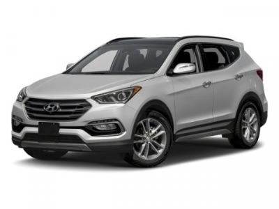 2018 Hyundai Santa Fe Sport 2.0T Ultimate (Canyon Copper)