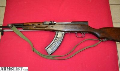For Sale: Norinco SKS 7.62x39 cal with bayonet