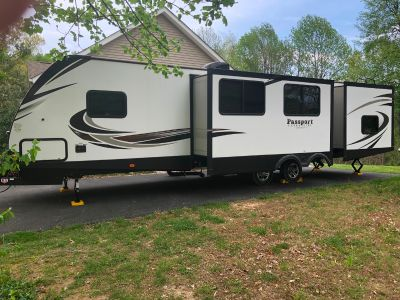2018 Keystone PASSPORT ULTRALITE TOURING