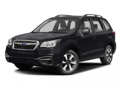 2017 Subaru Forester 2.5i (Dark Gray Metallic)