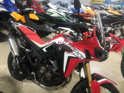 2017 Honda Africa Twin DCT Dual Purpose Motorcycles Corona, CA