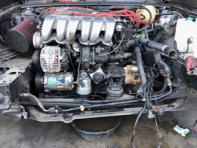 FS: OBDII AAA 12v 2.8l VR6 w/ 5 speed transmission